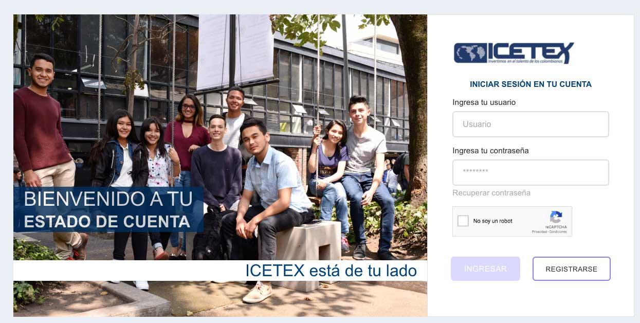 Como consultar el Estado de Cuenta Icetex